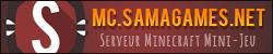 Serveur Minecraft Sama-Games