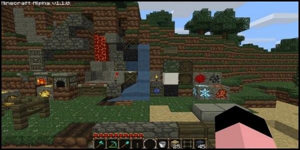 Installer un pack de texture - Minecraft-France