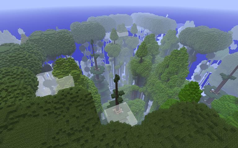 [Maps CTM] Super Hostile 1-6 - Minecraft-France
