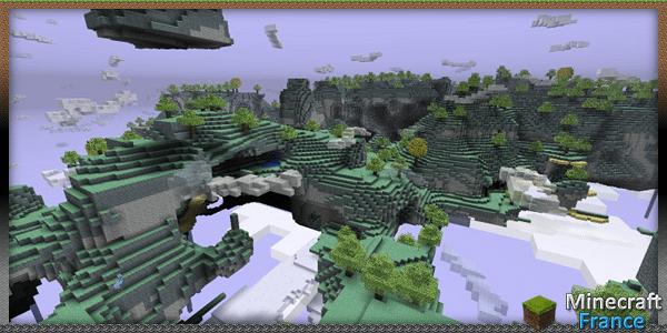 Mod Aether Mod 100 Bugfixe Minecraft France