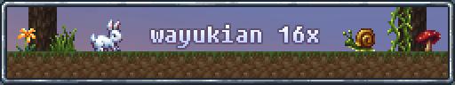 Wayukian Pack - Bannière