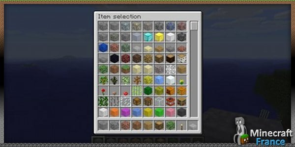 Minecraft-Creative-Item