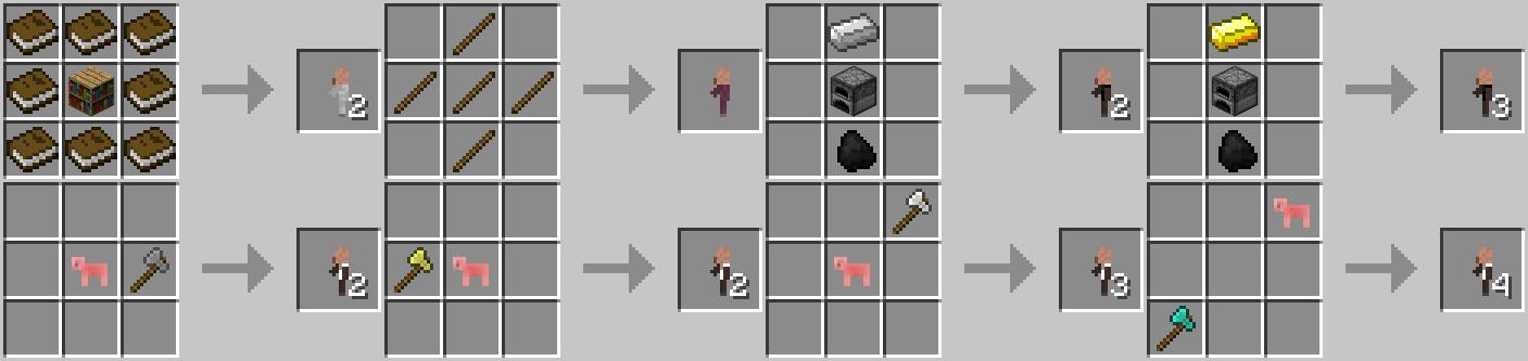 Comment avoir une selle minecraft - Comment faire une table dans minecraft ...