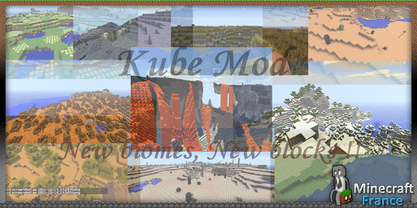 Photo of [Mod] KUBE Mod [1.1]