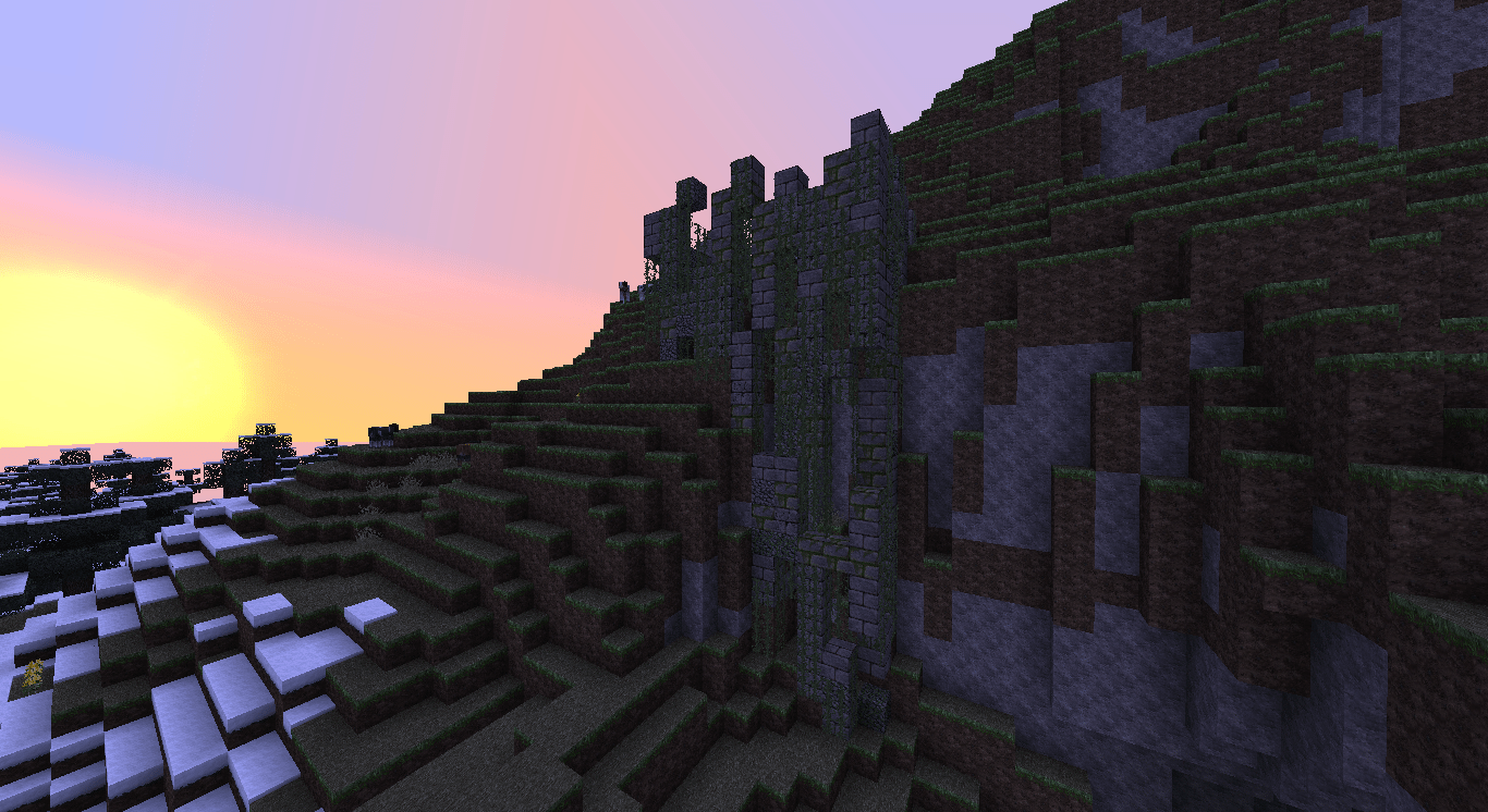 New Dungeons Mod v1.5 for Minecraft 1.2.3