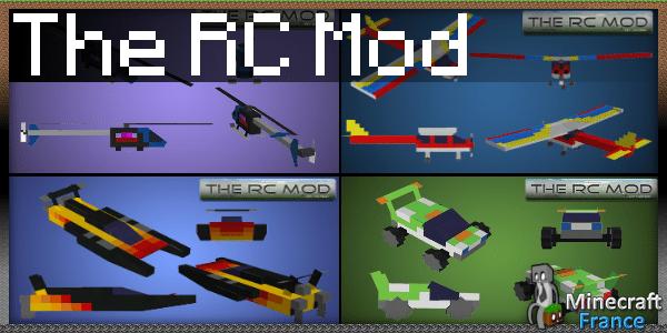 Image à la une RC Mod