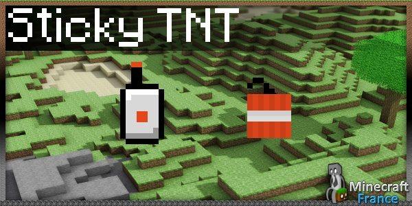 Image a la une Sticky TNT