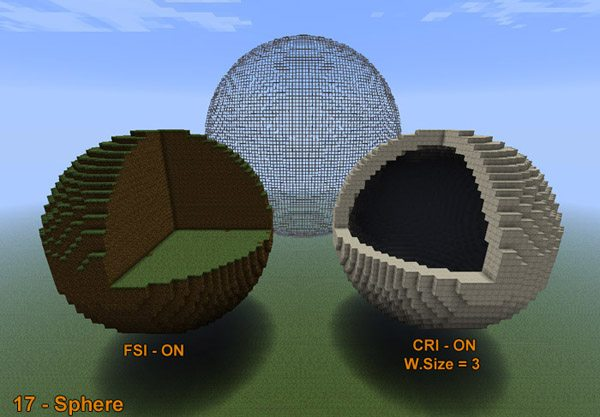Minecraft Circles Guide Cake Ideas And Designs