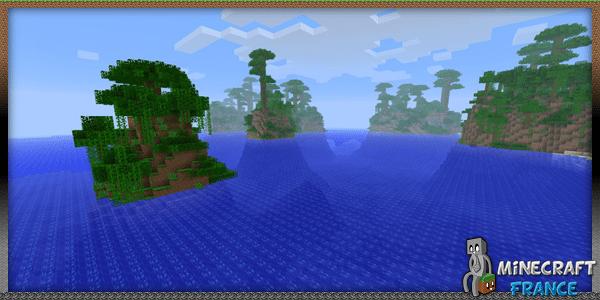 Minecraft mod gameplay furniture aventure