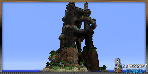 TerraCraft Tower