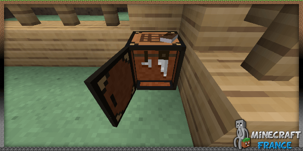 Crafting Table III