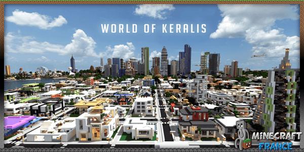 Map World of Keralis 1.2.5