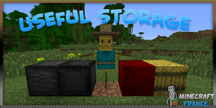 Useful storage MF