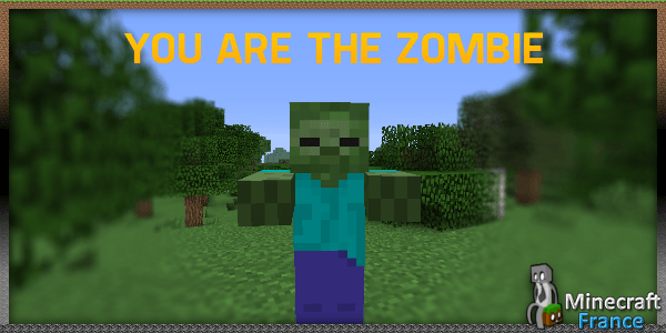 You are the zombie