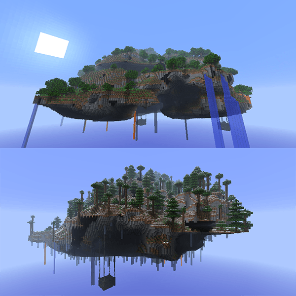 Génération Survival Skyland