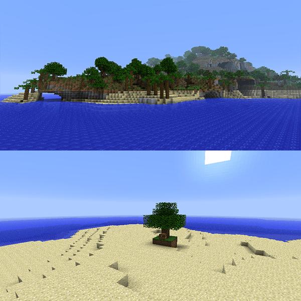 Génération Survival Island