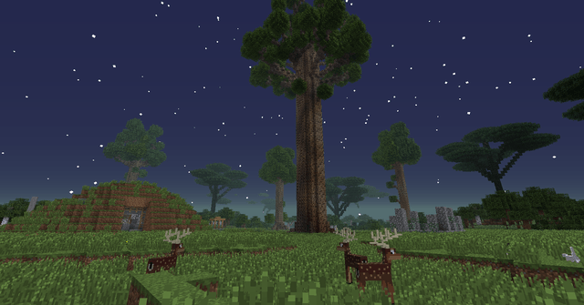 Better Twilight Forest Clearing