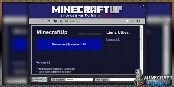 Minecraft UP IALU
