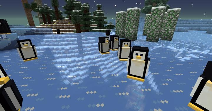 Twilight Forest Penguin