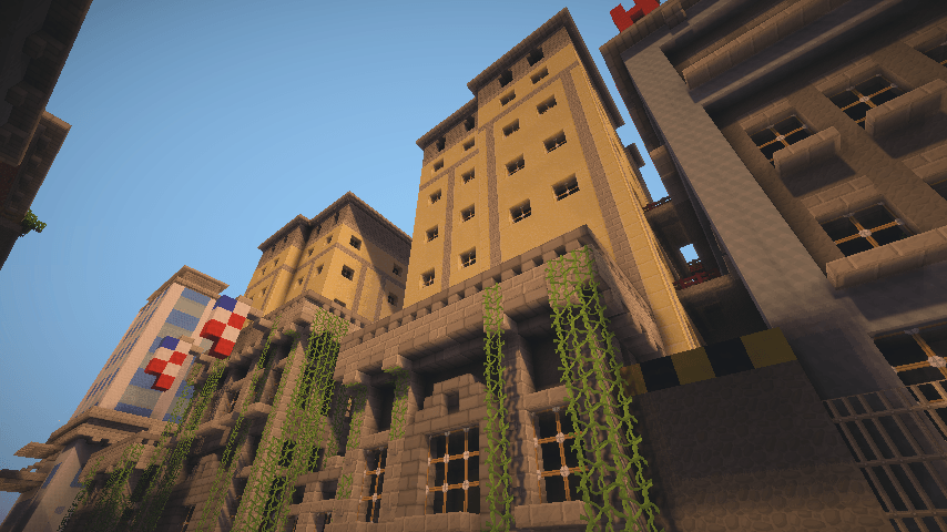 Map The Last Of Us MinecraftFrance - Minecraft last of us map