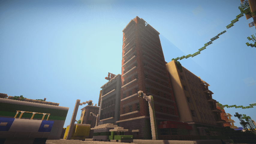 The Last Of Us Map For Minecraft MinecraftNet Minecraft - The last of us minecraft map