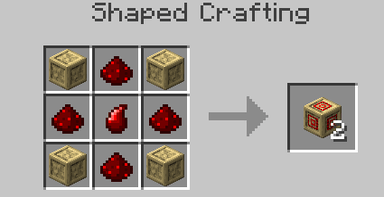 Reappearing block