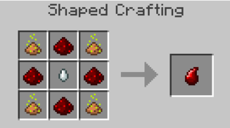 Twilight Forest Crafting Carminite