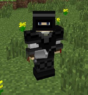 armure de ninja