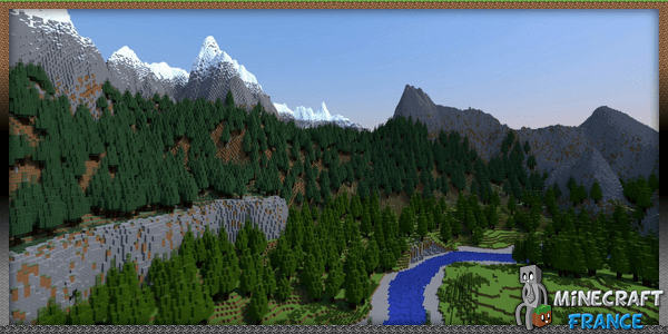 Map The Lands Of Reminiscence 1 5 2 Minecraft France