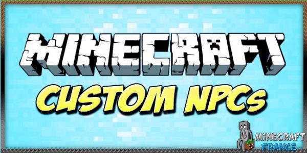 Custom-NPC's-Mod