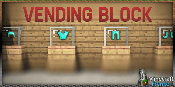 IMALU Vending Block