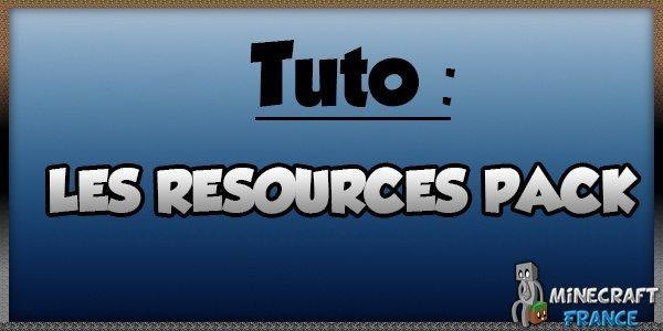 Photo of [Tutoriel] Changer vos Texture packs en Resource packs