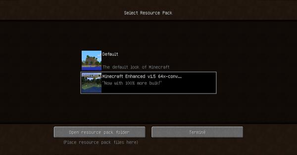 Screen texture ender