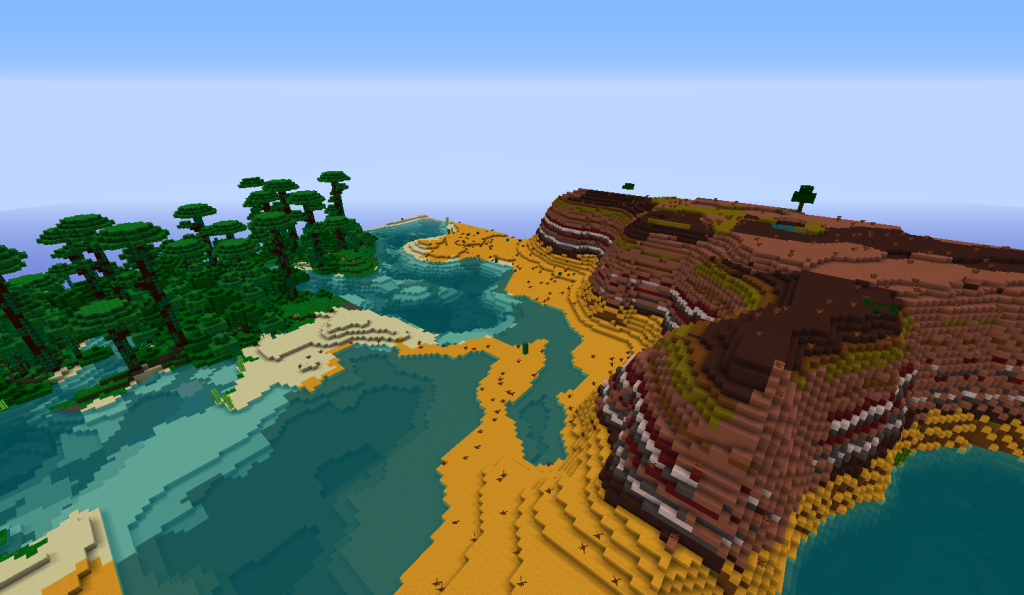 Biome Messa