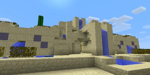 Oasis Survival - Ruines