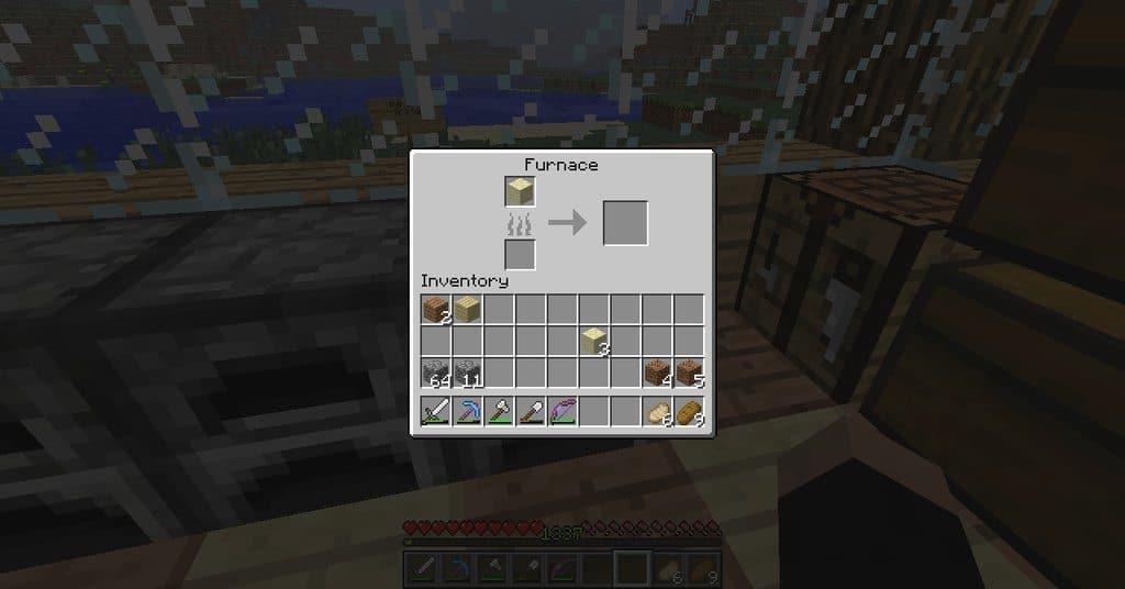 fail cuisson minecraft