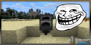 troll minecraft