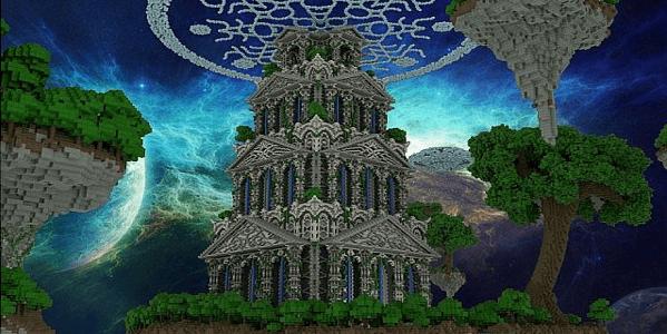 Garan - Temple
