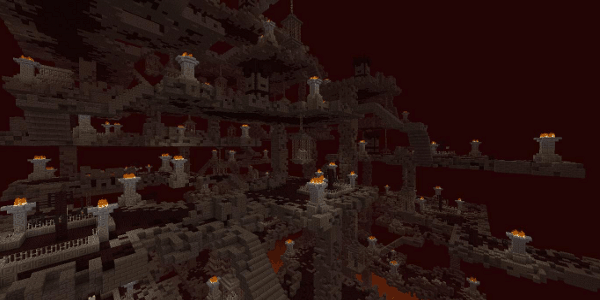 RageCraft #1 : The Corrupted Path : Le Nether...Le challenge est au rendez-vous...