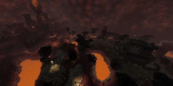 RageCraft #2 : Insomnia : Une dangereuse et immense forteresse du Nether