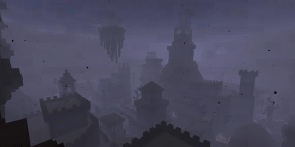 RageCraft #2 : Insomnia : Une ville fantôme