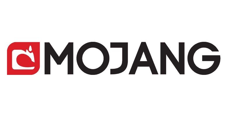 Mojang s'autorise également un rajeunissement avec ce nouveau logo au lancement du jeu.