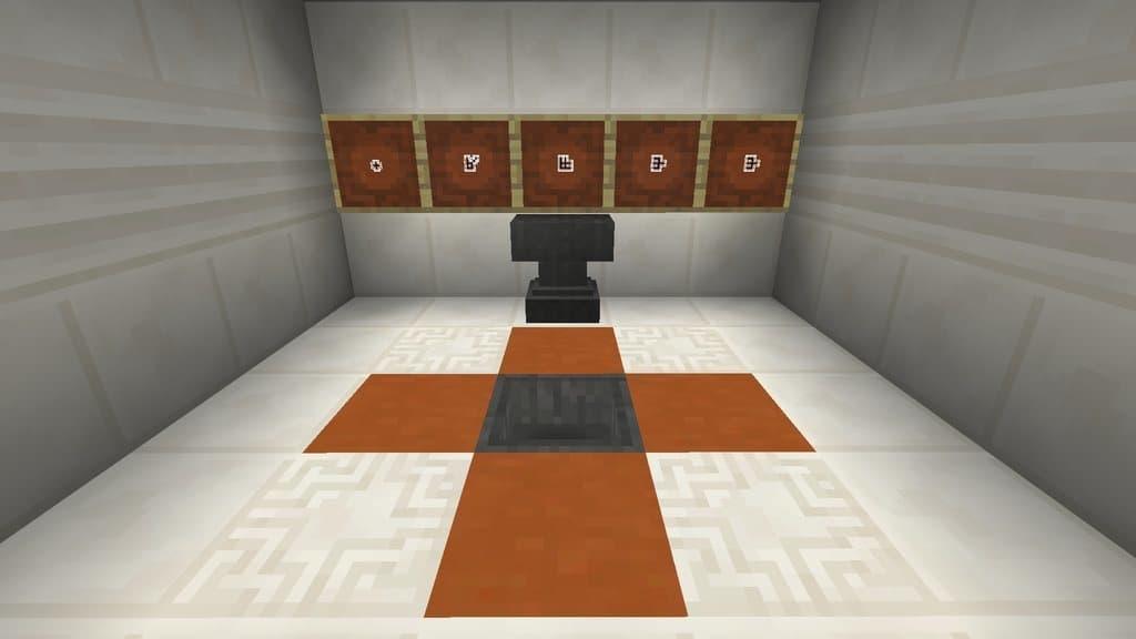 Salle des codes - The Code III