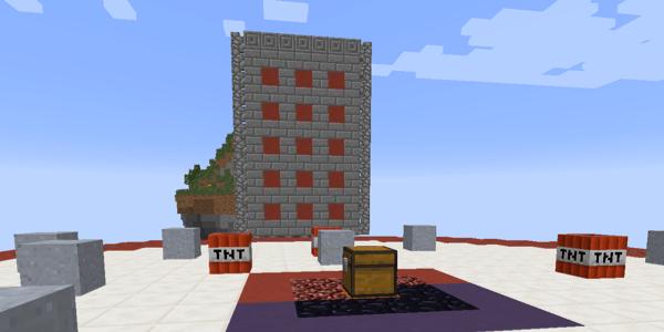 The Next - Pour envahir l'île rouge, il vous faut franchir ce mur !