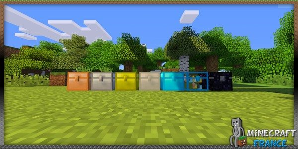 Photo of [Mod] Iron chests [1.7.10|1.8]