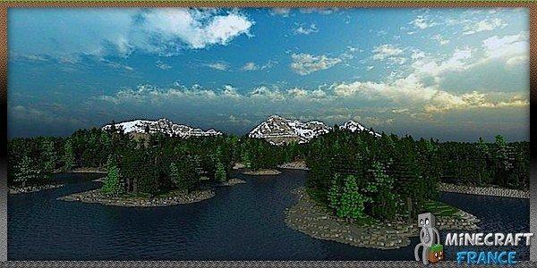 Coastal Island