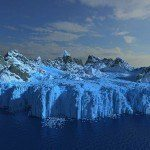 Un magnifique glacier