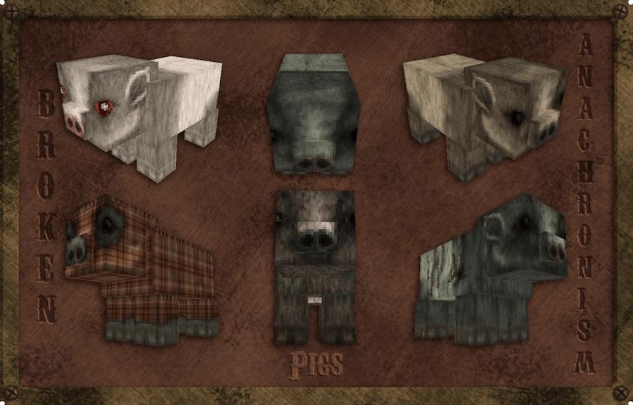 Pigs - Broken Anachronism