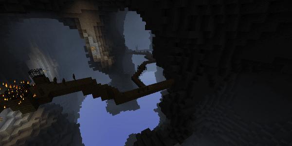 Roasted Caves - Si vous tombez, vous mourez.