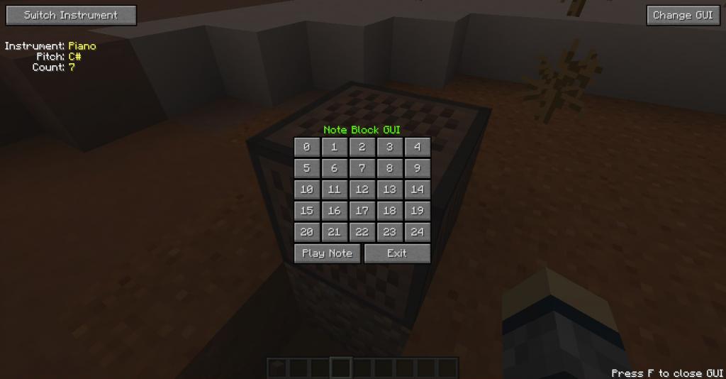 Screen Interface 1